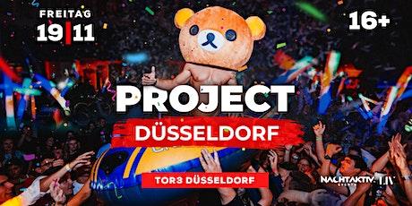 PROJECT DÜSSELDORF Tickets