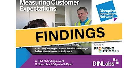 Stop Measuring Customer Satisfaction - DINLab Findings tickets