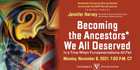 The 2021 Harrod Lecture with Jennifer Harvey tickets