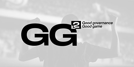 Good Governance Good Game billets