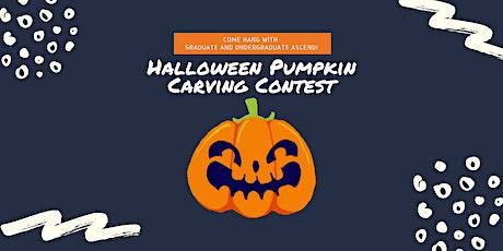 Halloween Pumpkin Carving Contest tickets