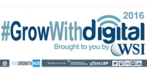 'Grow With Digital' @ The Growth Hub
