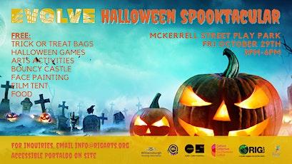 Evolve Paisley Halloween Spooktacular tickets