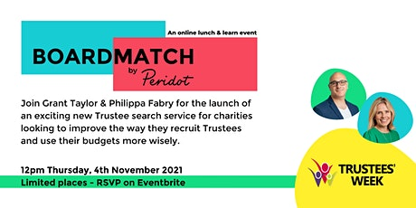 BoardMatch: tips & tricks to finding the best trustee candidates tickets