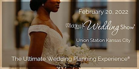 PWG Wedding Show   February 20, 2022   Union Station Kansas City tickets