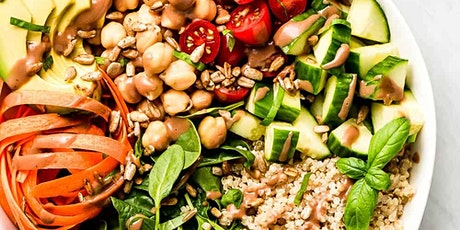 Intro to Plant-Based Eating for RNs and RDs ingressos