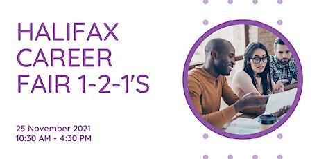 CPQi Halifax Job Fair tickets