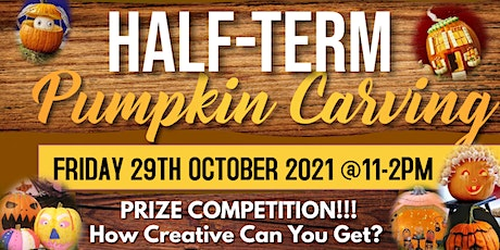 Half-Term Pumpkin Carving Competition tickets