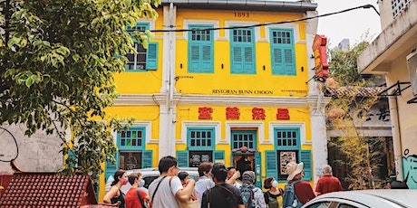 Kuala Lumpur's Historic Core & Heritage precincts  with Ar. Lim Take Bane tickets