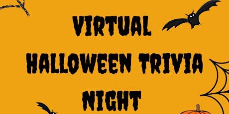 Medspecs Halloween Virtual game night tickets