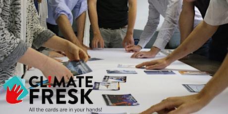 Climate Fresk Workshop - Prague tickets