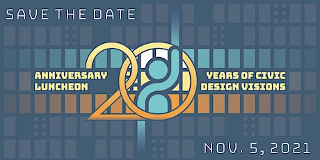 20th Anniversary Annual Luncheon tickets