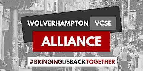 Wolverhampton VCSE Alliance: Bringing Us Back Together tickets