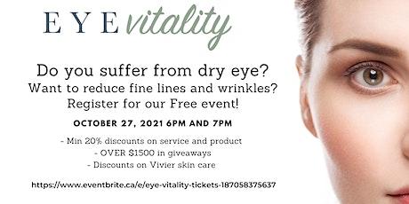Eye Vitality tickets