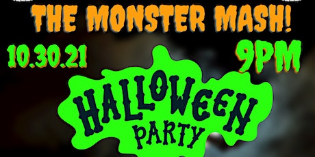 The Monster Mash tickets