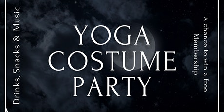 Yoga Revelation Columbia Grand Opening Halloween Party tickets