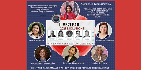 Live2Lead 2021 ZSolutions Leadership Conference_ZNDKIN tickets