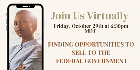 Finding opportunities to sell to the  Federal Government tickets