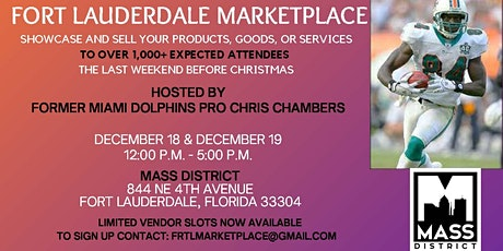 FORT LAUERDALE MARKETPLACE tickets