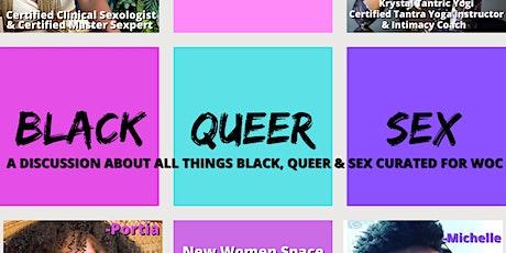 Black Queer Sex tickets