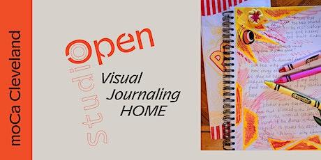 Open Studio: Visual Journaling HOME tickets