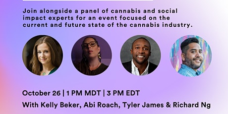 Conscious Cannabis: Business for Social Good tickets