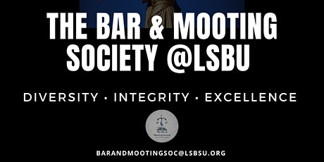 Workshop 1 - Introduction to Mooting tickets