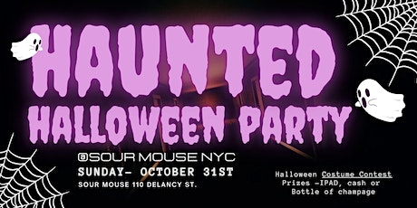 Halloween Costume Party and Contest! Free Drink! tickets