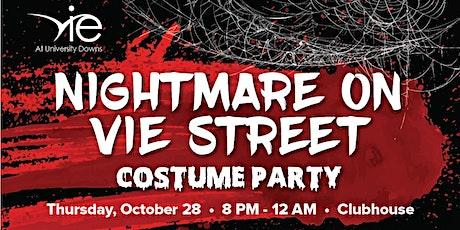 Nightmare on Vie Street tickets