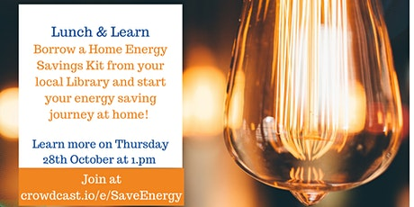 Save Energy in Your Home tickets