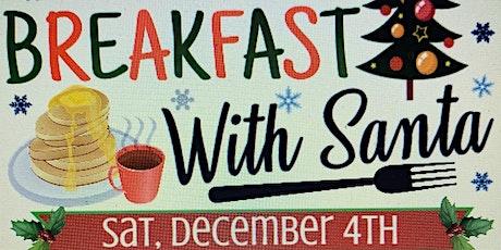 NCA Breakfast with Santa tickets