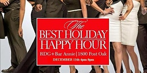 Best Holiday Happy Hour