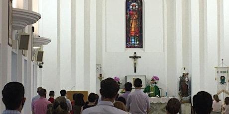 Messe de la Toussaint, Lundi  1er novembre, 20h tickets