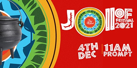 The Jollof Festival 2021 tickets
