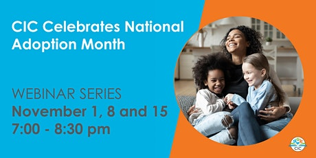 National Adoption Month - Helping Your Child Understand His Life Story tickets