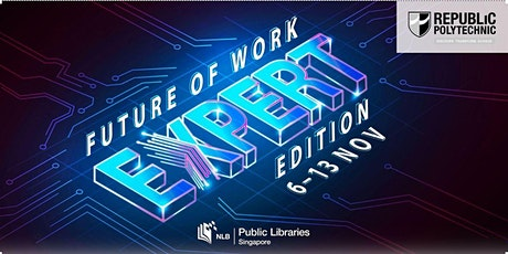 The Technological Future of Medicine | Future of Work Expert Edition tickets