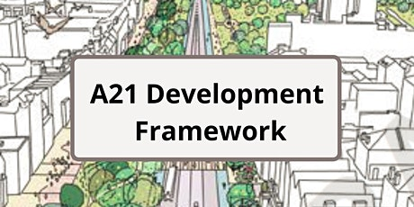 A21 development framework – Online information and Q&A sessions tickets