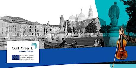Convegno sul Turismo Musicale nelle aree di Padova e Colli Euganei biglietti