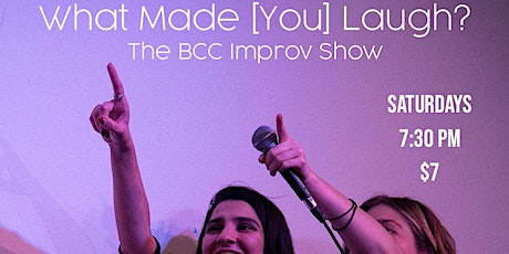What Made [You] Laugh? tickets