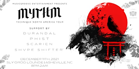 MGE presents Mythm: Technique North America Tour tickets