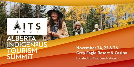 Alberta Indigenous Tourism Summit 2021 tickets