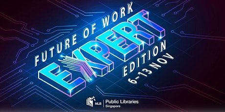 Digital Retail as an Ideal Career   Future of Work Expert Edition tickets