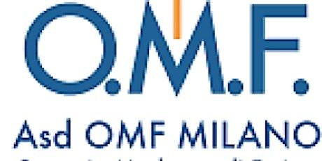 O.M.F. MILANO U12 BIANCA -  S.LUIGI CORMANO biglietti