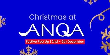 Anqa Christmas Pop Up Shop tickets