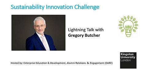 Sustainability Lightning Talk with Gregory Butcher , Montagne Jeunesse tickets