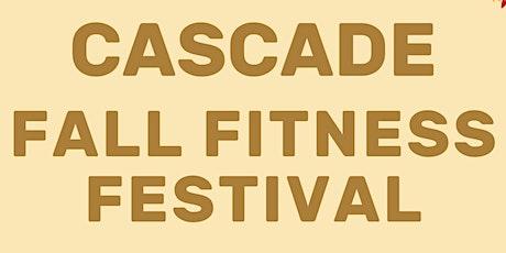 Cascade Fall Fitness Festival tickets