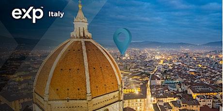 eXp Italy Roadshow - Firenze biglietti
