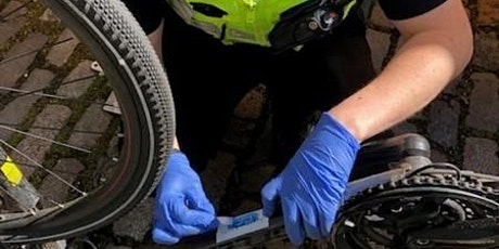 Free bike marking @ RE[act]festival with PSNI tickets