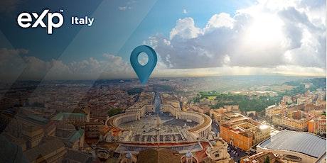 eXp Italy Roadshow - Roma biglietti
