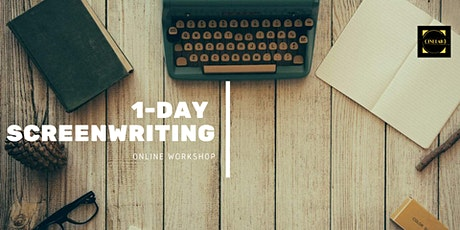 Screenwriting: 1-Day Intensive workshop tickets